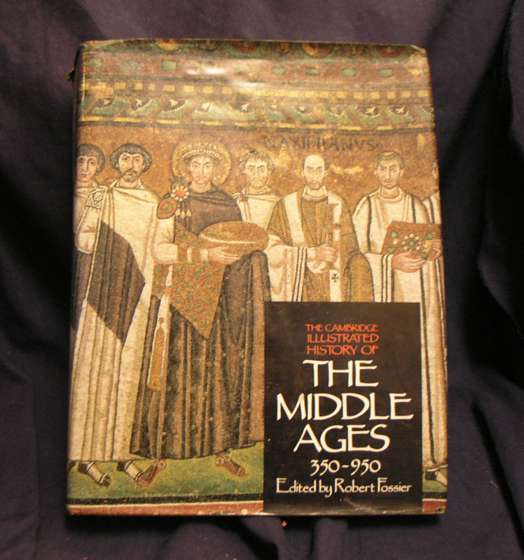 Image for The Cambridge History of the Middle Ages 350 - 950.