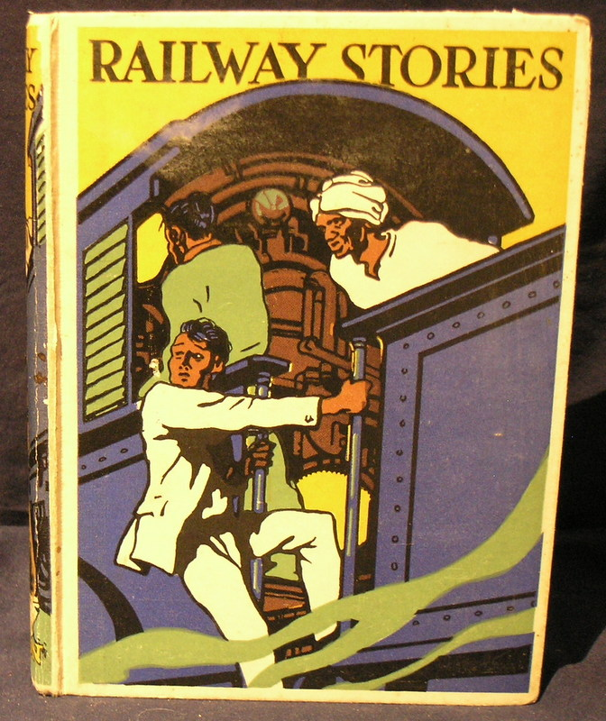 Image for Railway Stories.
