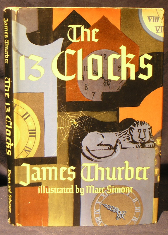 Image for The 13 Clocks.