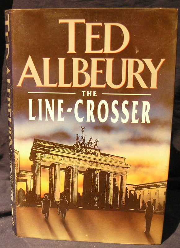 Image for Line-crosser Allbeury