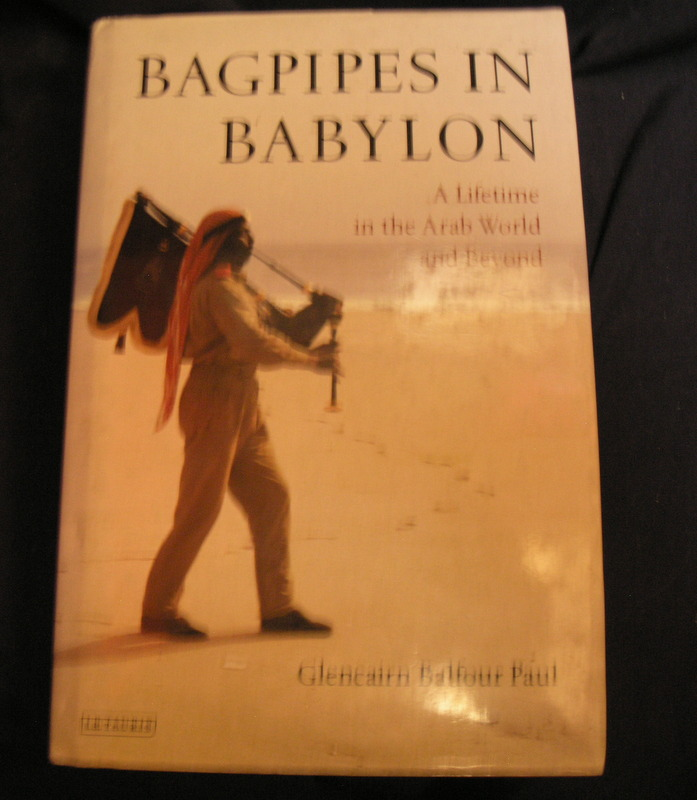 Image for Bagpipes in Babalon.