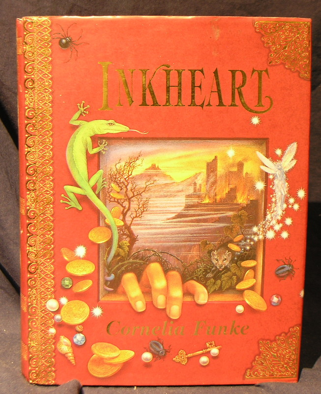Image for Inkheart.