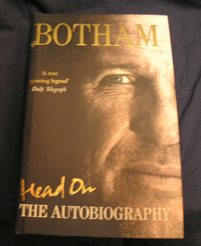 Image for Botham Head on The Autobiography