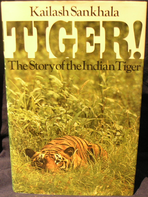 Image for Tiger. The Story of the Indian Tiger.