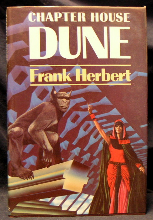 Image for Chapter House of Dune