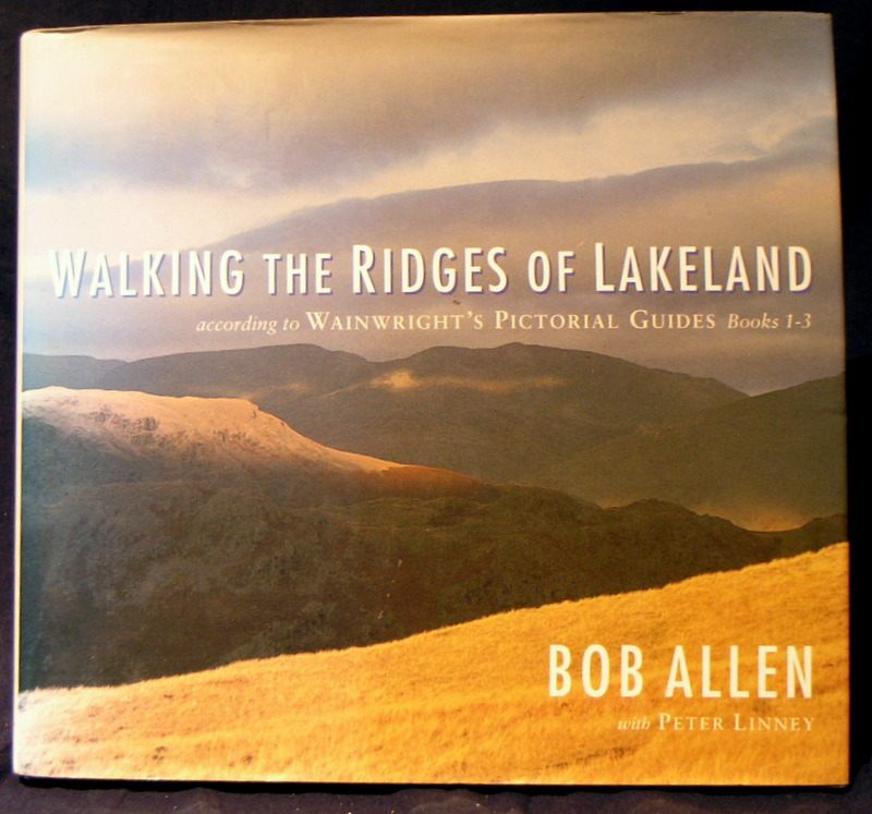 Image for Walking the Ridges of Lakeland  ( According to Wainwright's Guide Pictorial Guides Books 1 - 3 )