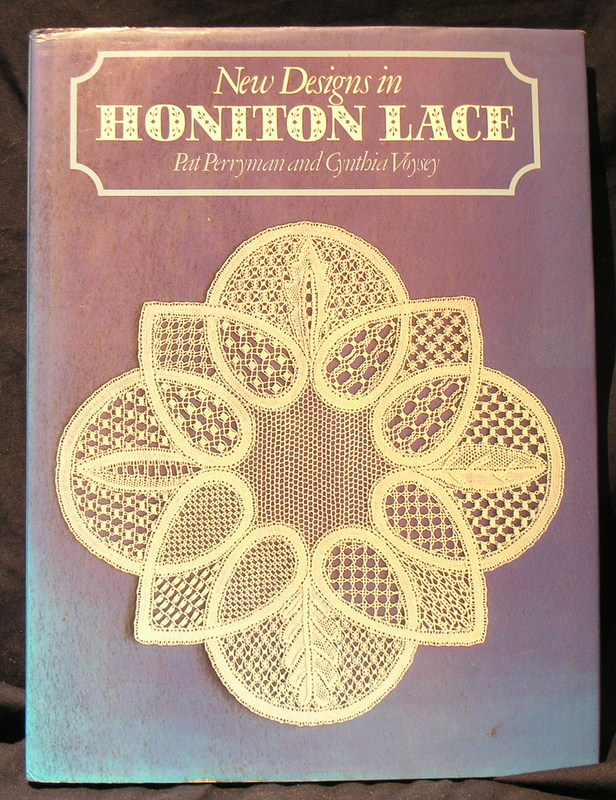 Image for New Designs in Honiton Lace