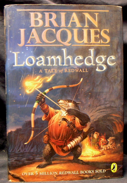 Image for Loamhedge a Tale of Redwall
