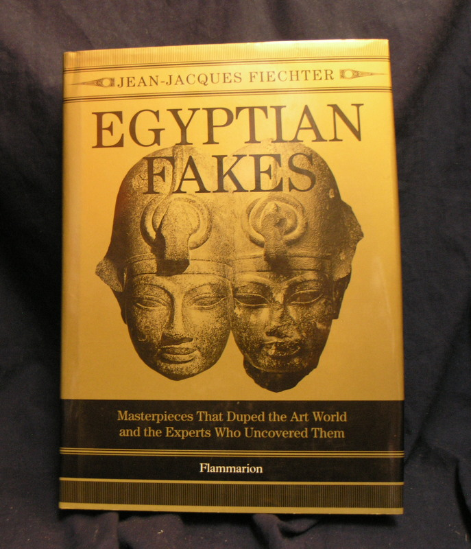 Image for Egyptian Fakes