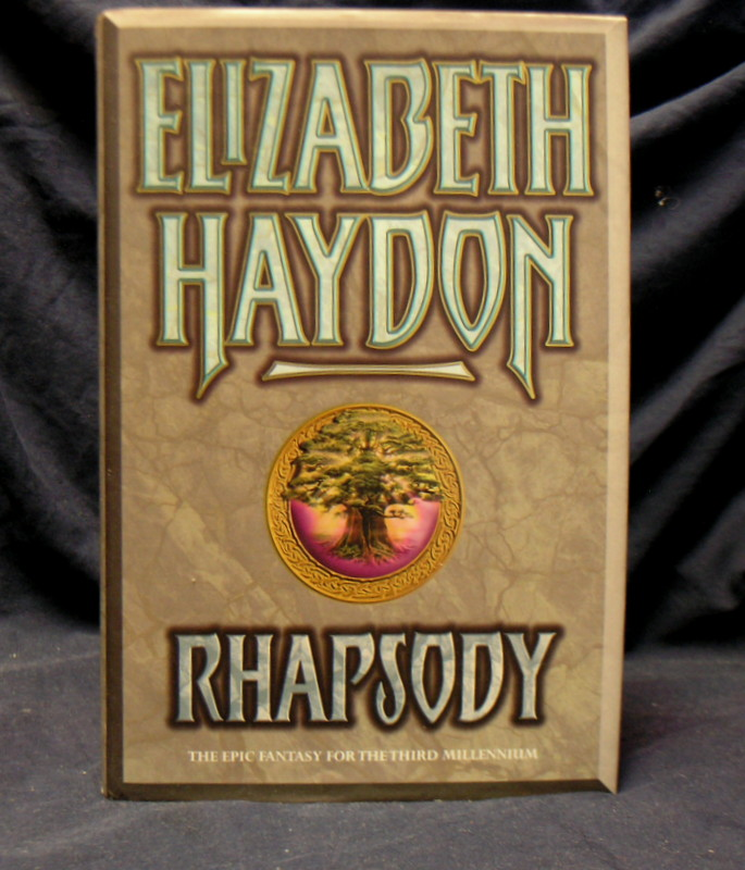 Image for Rhapsody the Epic Fantasy for the Third Millenium