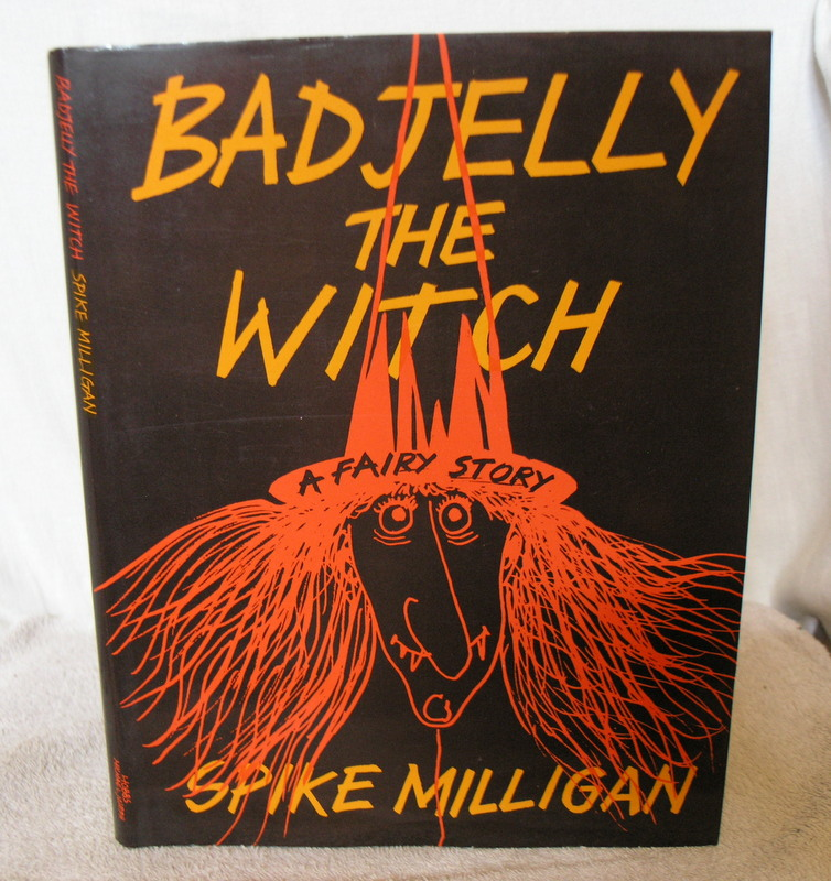 Image for The Badjelly Witch