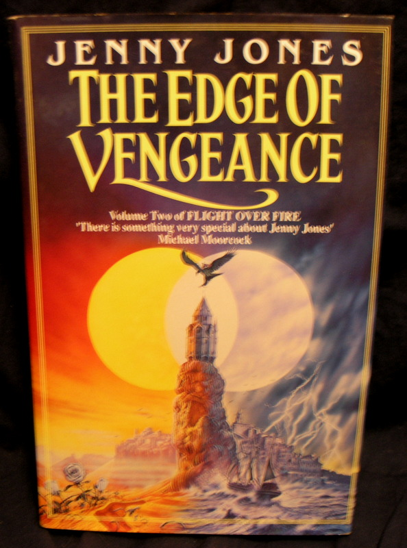 Image for The Edge of Vengence