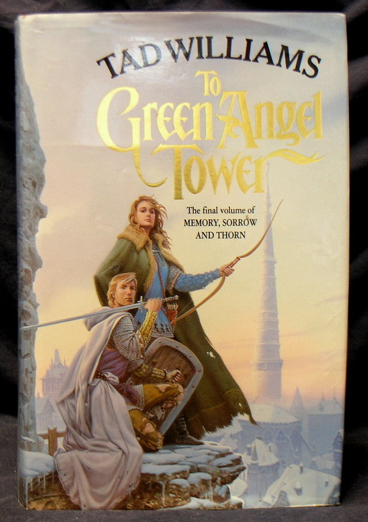 Image for To Green Angel Tower