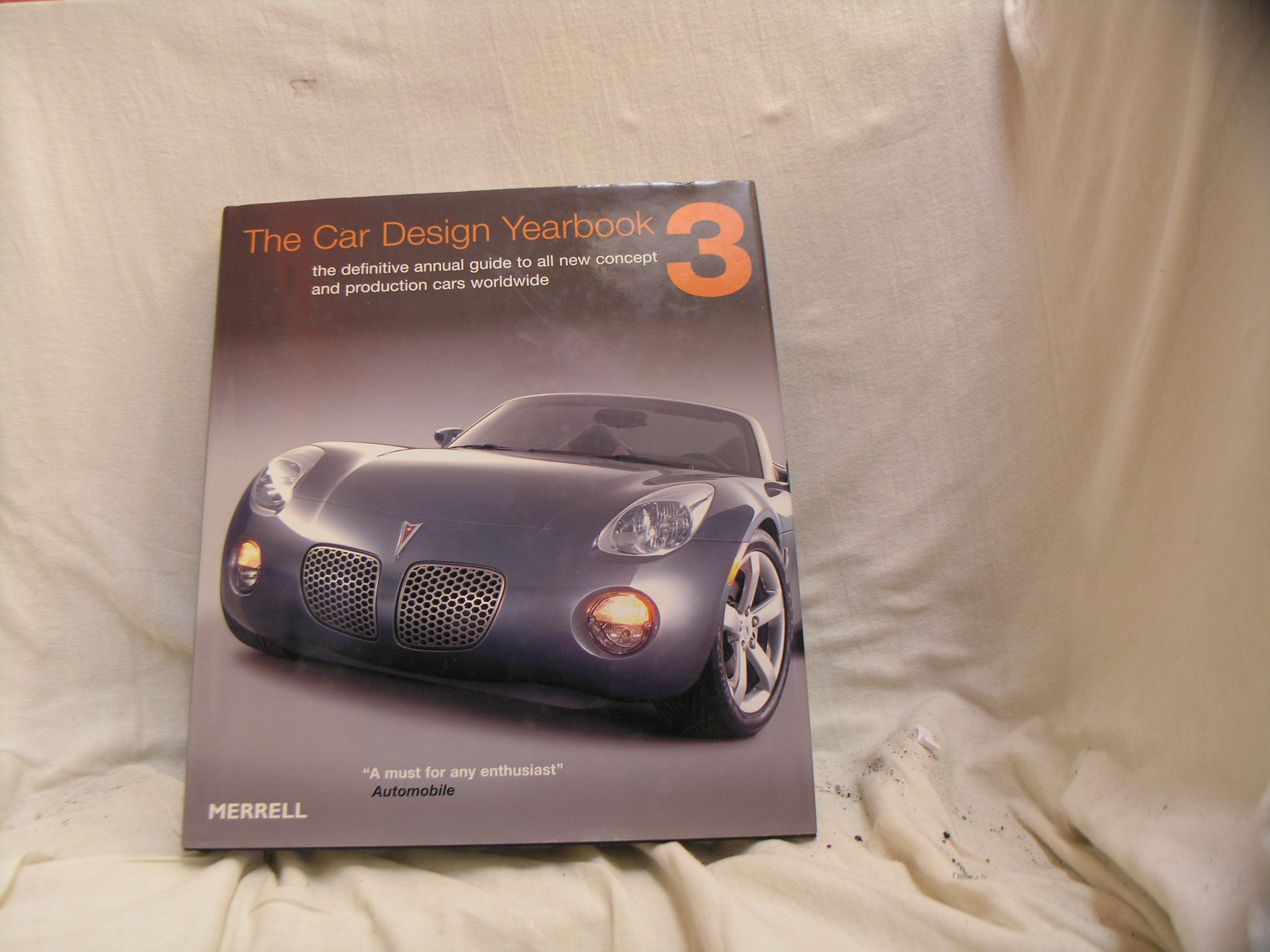 Image for The Car Design Yearbook 3