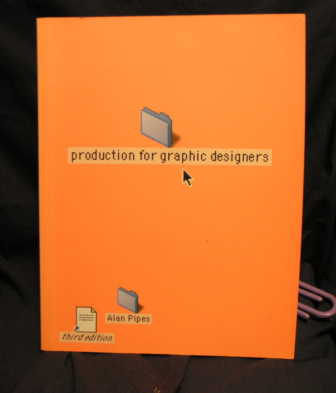Image for Production for Graphic Designers
