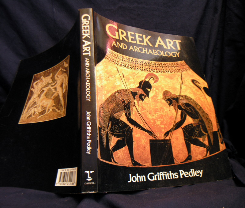 Image for Greek Art and Archaeology