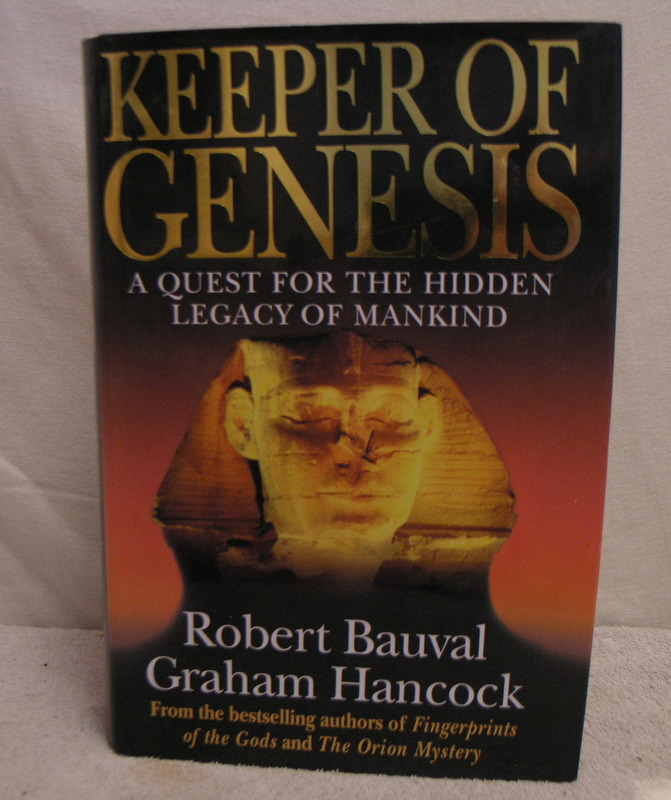 Image for Keepers of Genesis