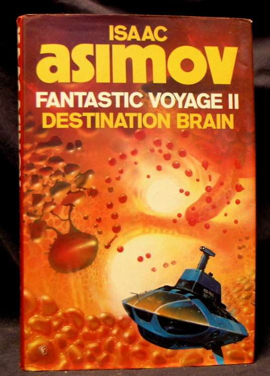 Image for Fantastic Voyage 11 Destination Brain