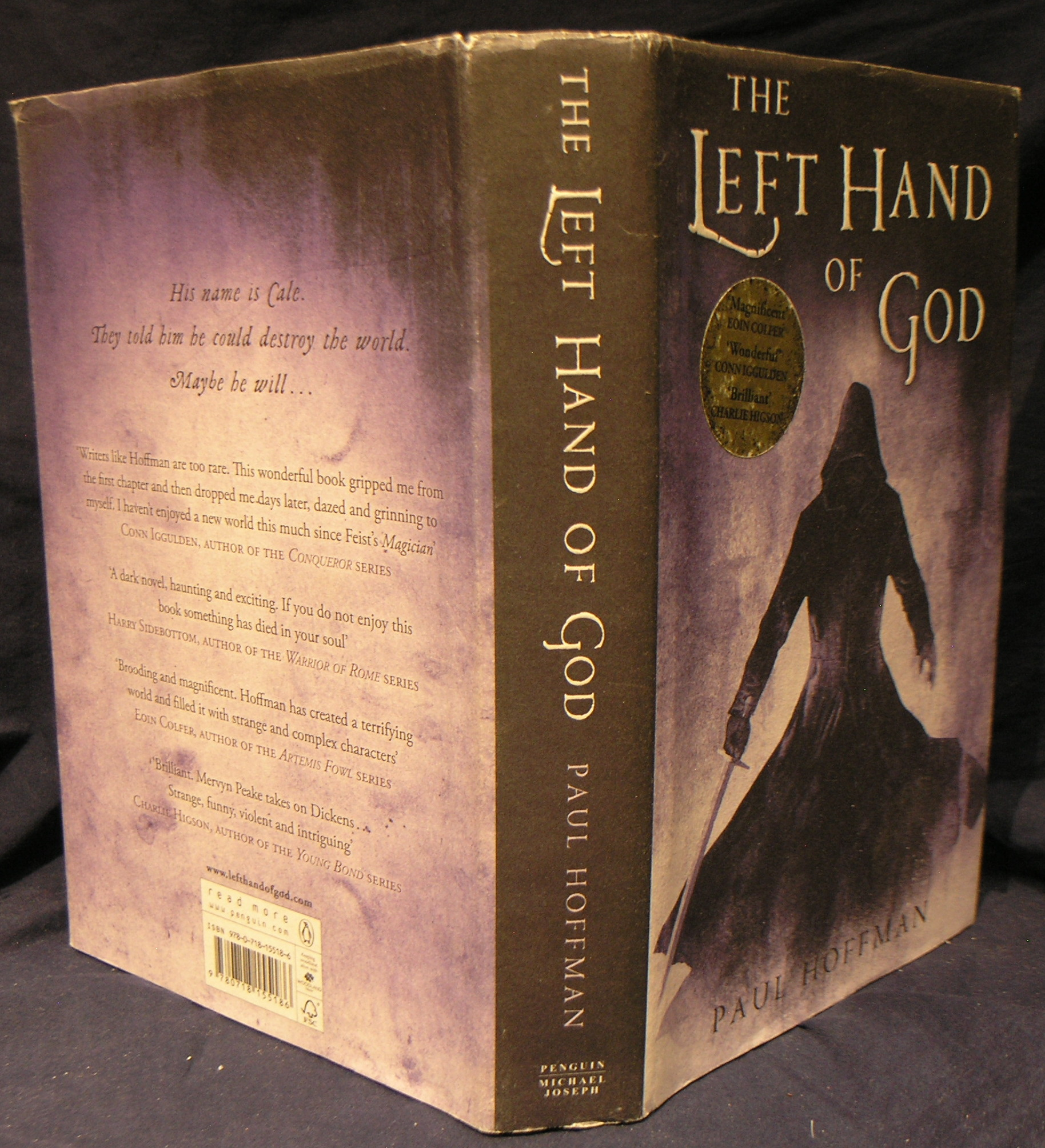Image for The Left Hand of God