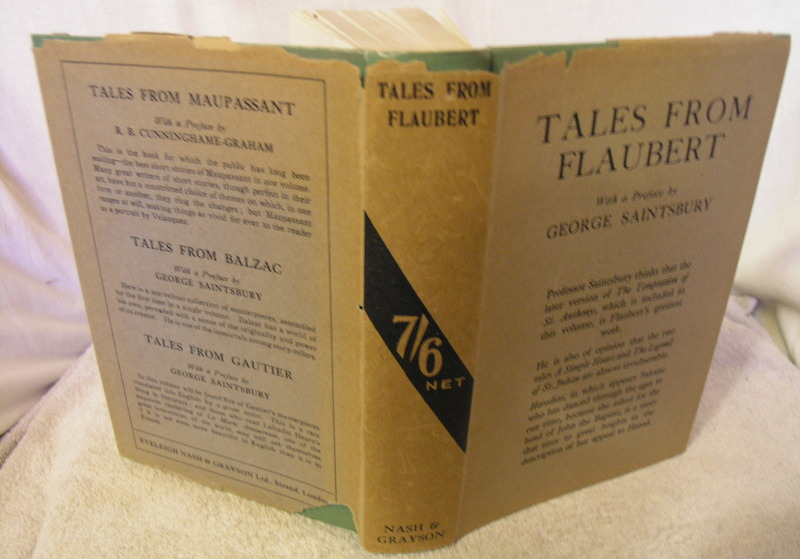 Image for Tales from Flaubert