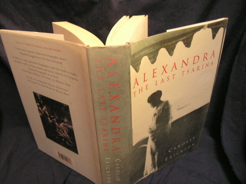 Image for Alexandra the Last Tsarina