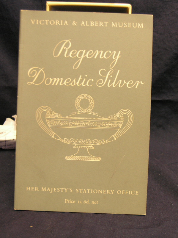 Image for Regency Domestic Silver