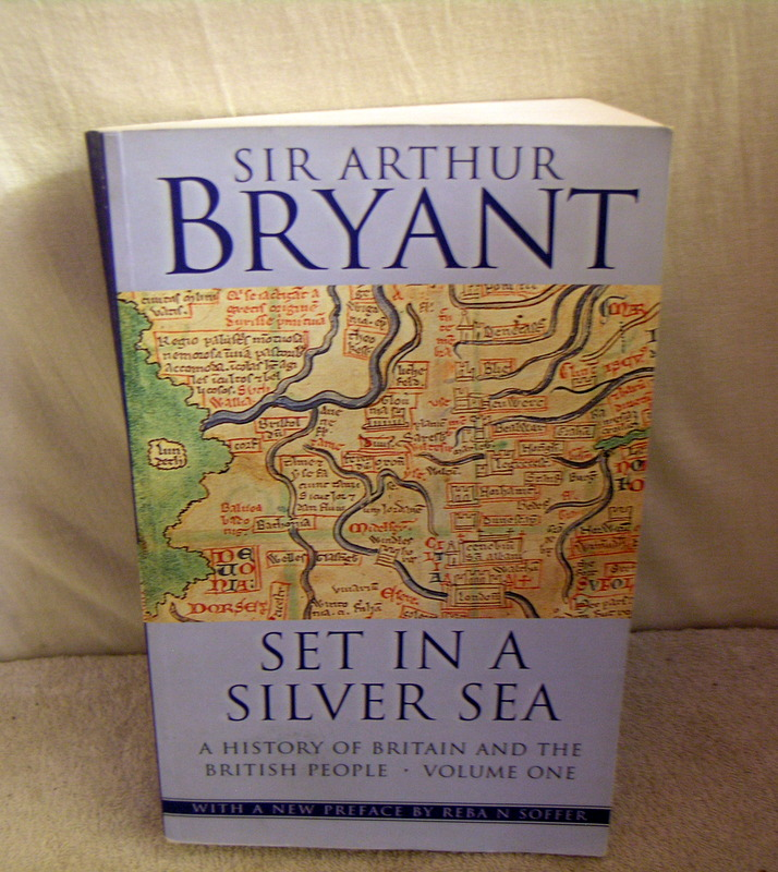 Image for Set in a Silver Sea a History of Britain and the British People Volume One