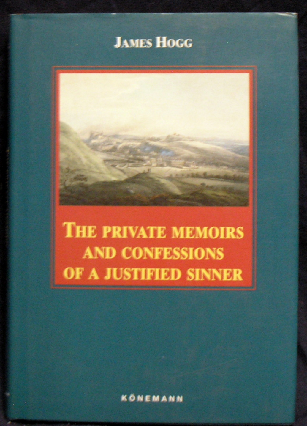 Image for Private Memoirs of a Justified Sinner