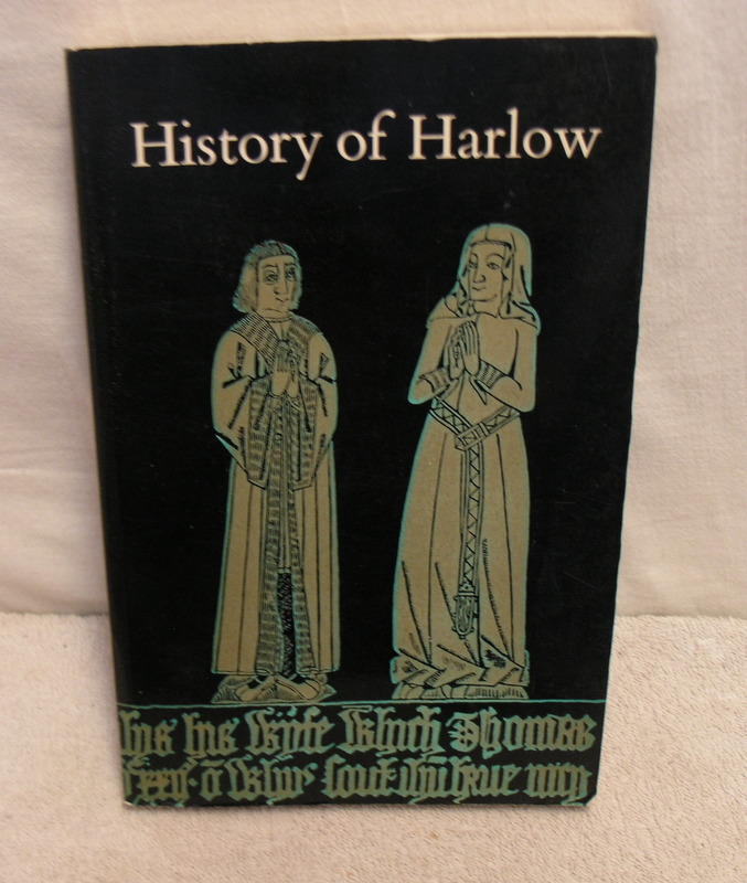 Image for History of Harlow