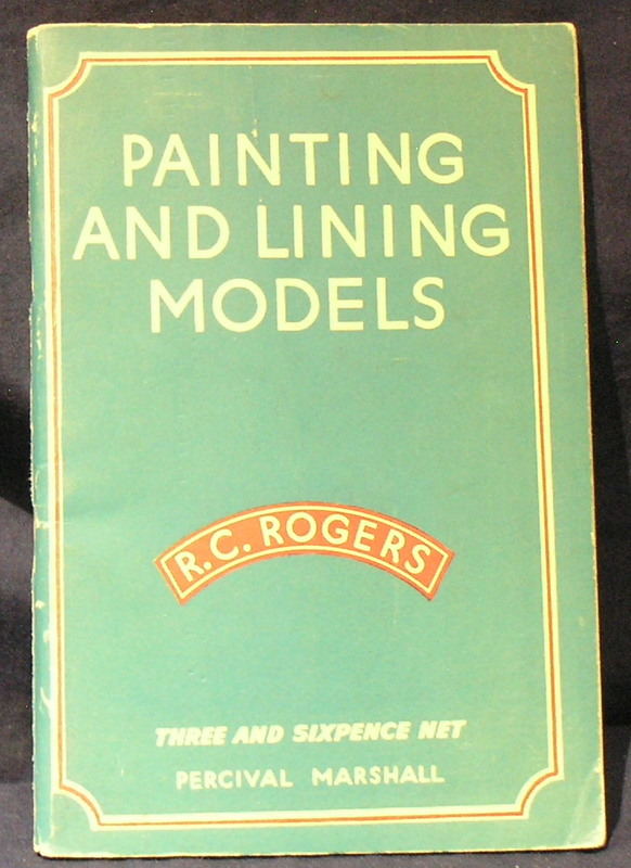 Painting and lining Models