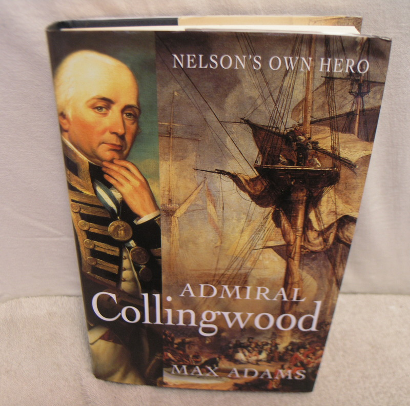 Image for Admiral Collingwood
