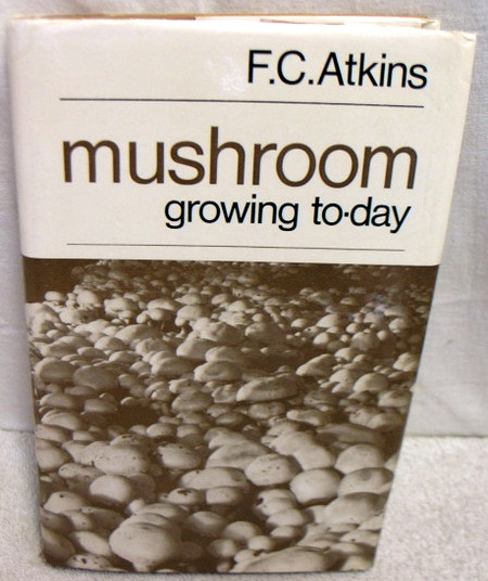 Image for Mushroom Growing To-Day