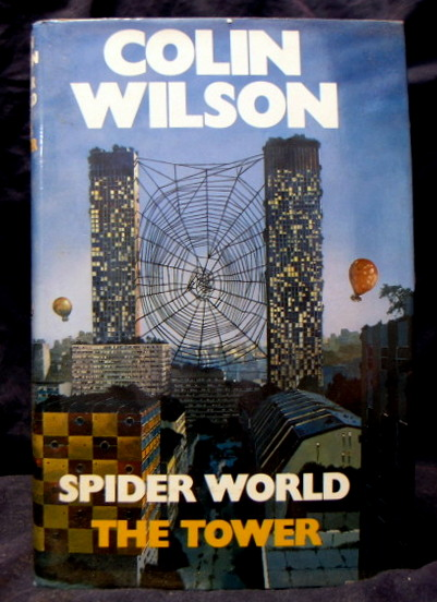 Image for Spider World--the Tower