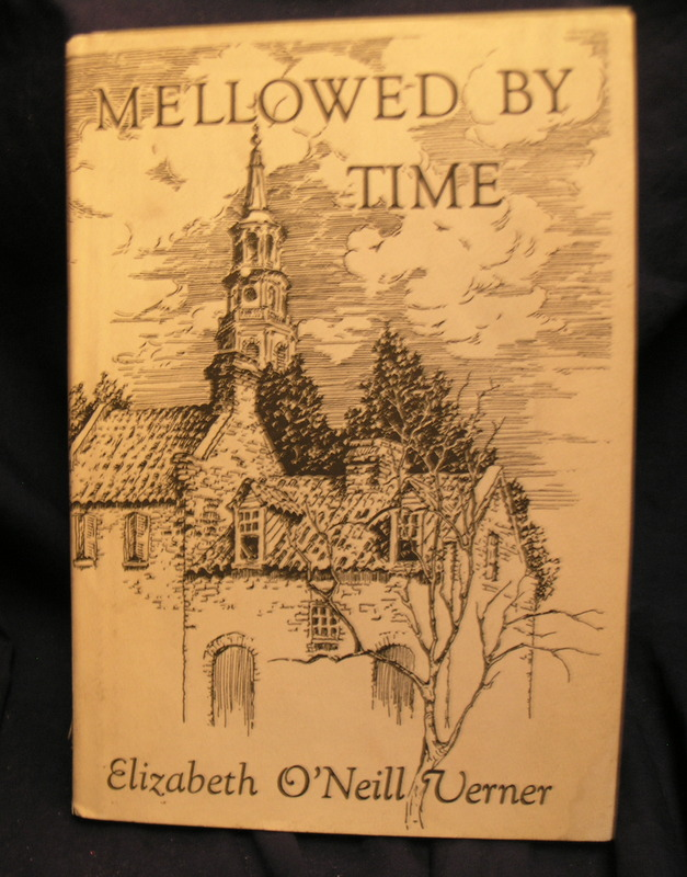 Image for Mellowed by Time  - A Charleston Notebook