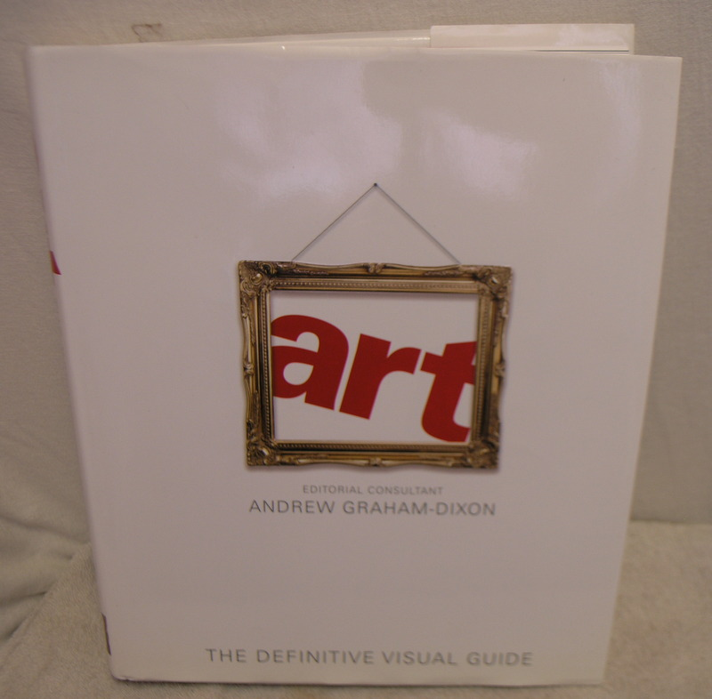 Image for Art: The Definitive Visual Guide.