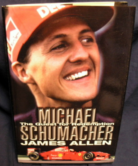 Image for Michael Schumacher: The Quest for Redemption.