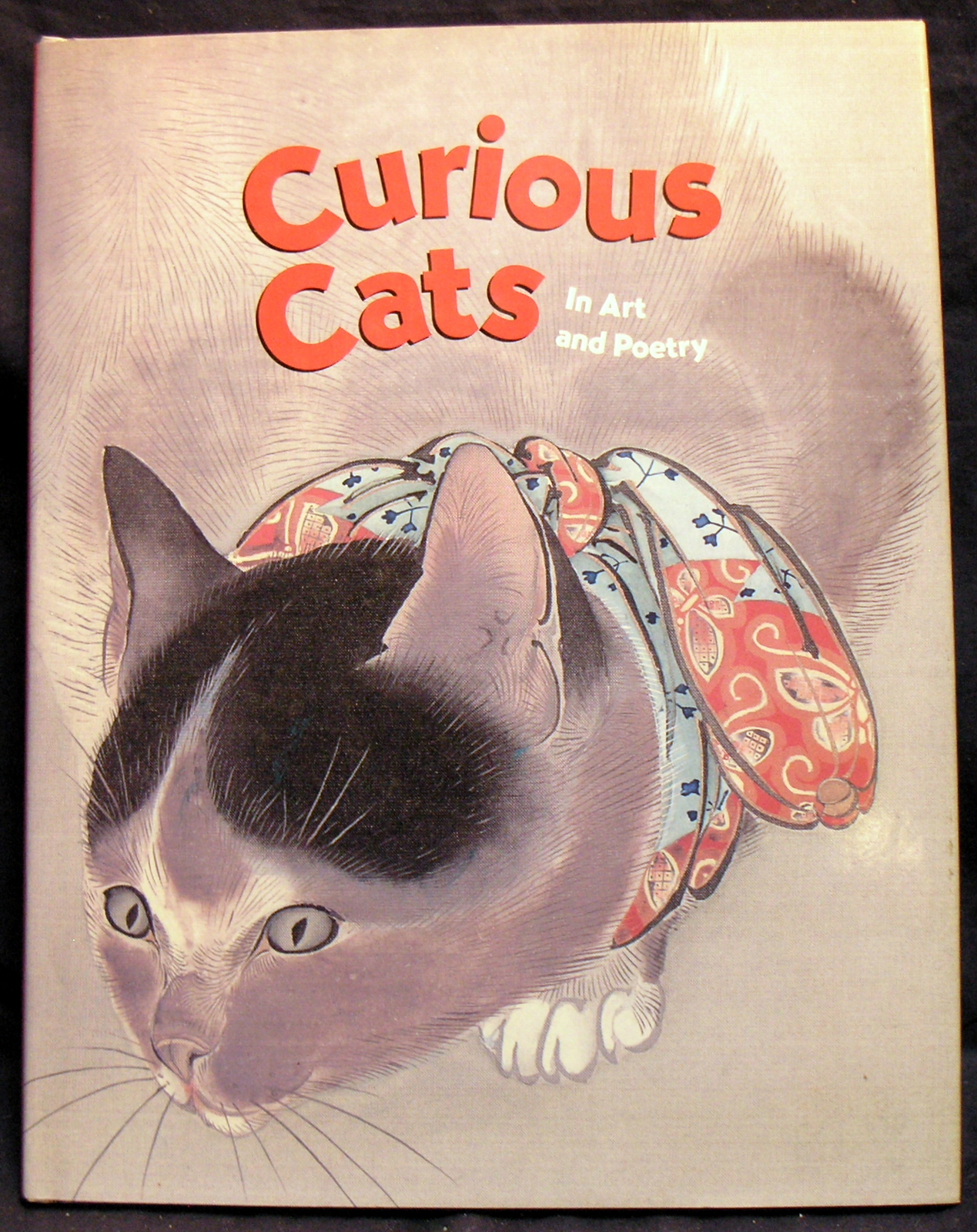 Image for Curious Cats: In Art and Poetry.
