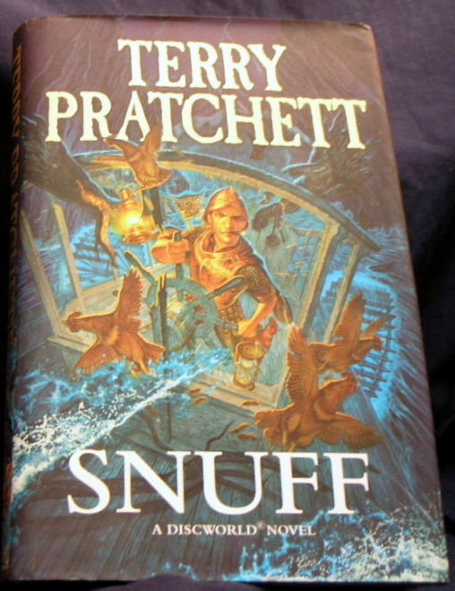 Image for Snuff :A Discworld Novel.
