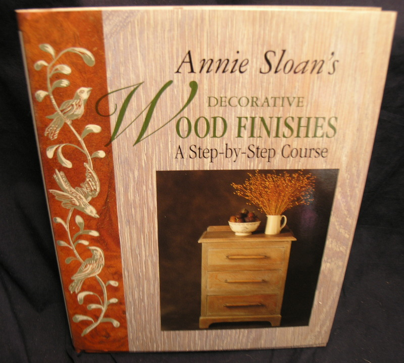 Image for Decorative Wood Finishes : A step by step course.