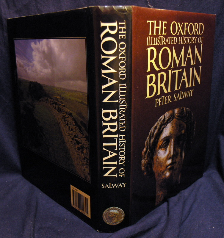 Image for The Oxford Illustrated History of Roman Britain