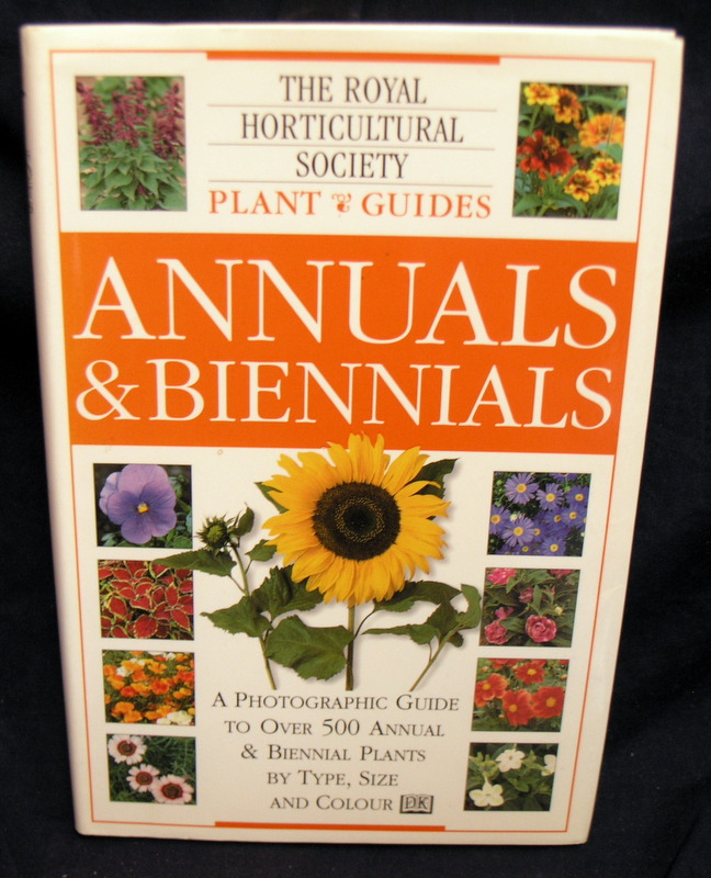 Image for Annuals and Biennials (Royal Horticultural Society Plant Guides)