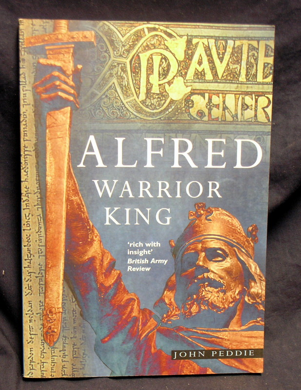 Image for Alfred: Warrior King