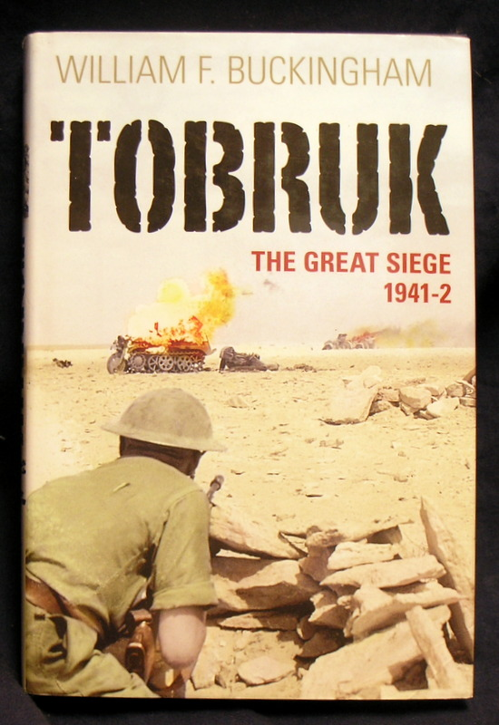 Image for Tobruk: The Great Siege 1941-42.