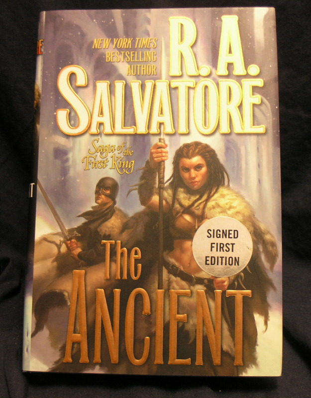 Image for The Ancient (Saga of the First King).