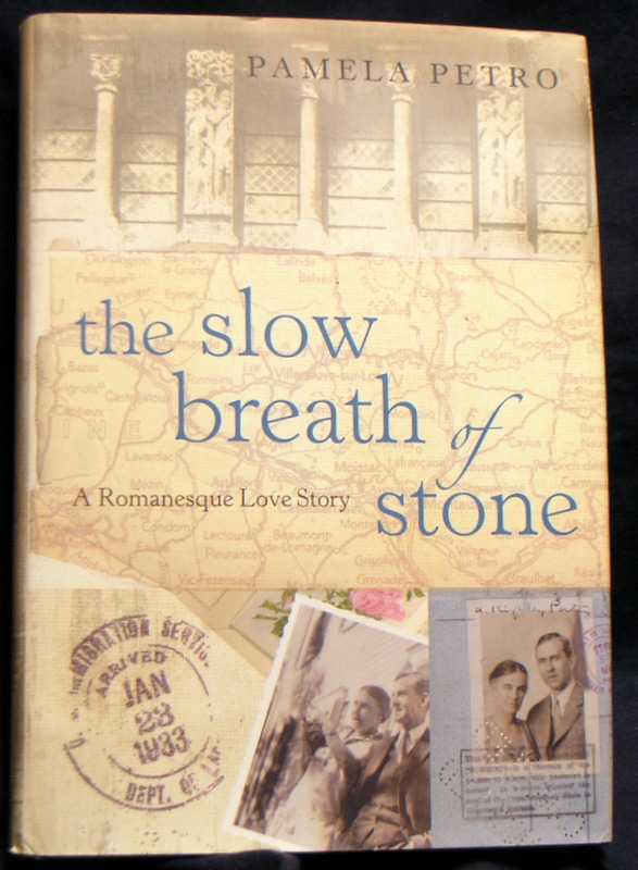 Image for The Slow Breath of Stone: A Romanesque Love Story