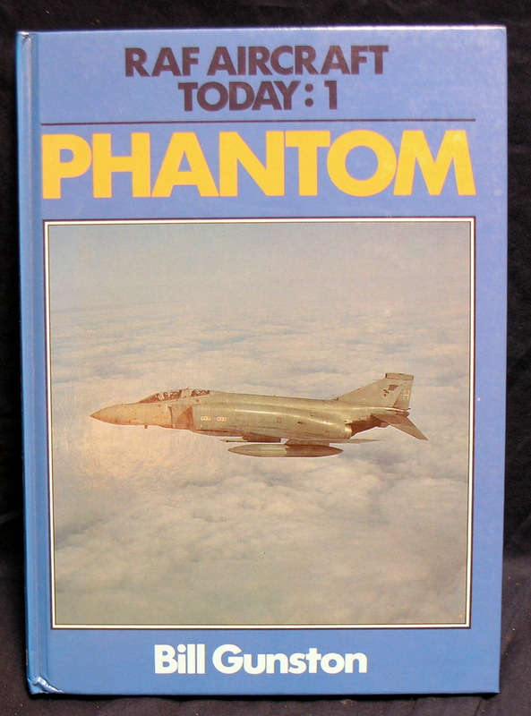 Image for Phantom (R.A.F.Aircraft Today)
