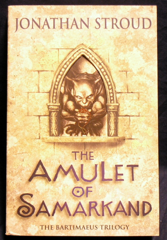 Image for The Amulet of Samarkand: The Bartimaeus triology