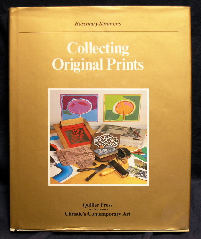 Image for Collecting original prints