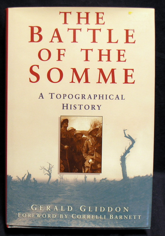Image for The Battle of the Somme: A Topographical History