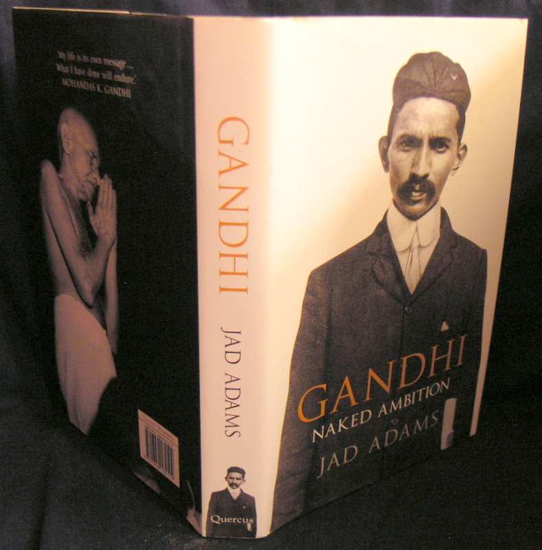Image for Gandhi Naked Ambition